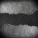 Crack metal background Royalty Free Stock Images