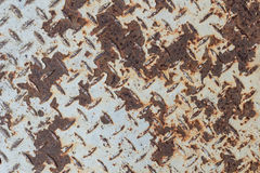 Crack paint iron sheet royalty free stock photography