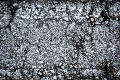 Crack road/runway texture Stock Image