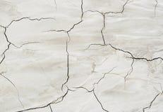 Crack Soil Texture As Ecocatastrophe Background Stock Images