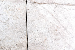 Crack tile Stock Photography
