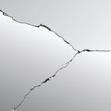 Crack Royalty Free Stock Photo