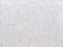 Crack on the wall Royalty Free Stock Photos