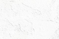 Crack in a white wall royalty free stock images