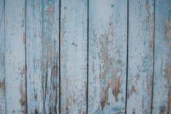 Cracked покрасил деревянную текстуру стоковое фото