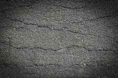 Cracked asphalt Royalty Free Stock Image
