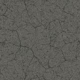 Cracked Asphalt Seamless Texture Stock Photos