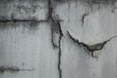 Cracked Cement stock images