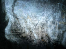 cracked cement wall background Royalty Free Stock Image