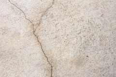 Cracked cement wall texture Royalty Free Stock Photography