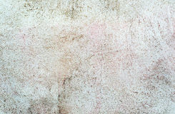 Cracked concrete painted wall background Stock Photo
