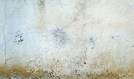 Cracked concrete painted wall background Royalty Free Stock Image
