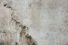 Cracked concrete texture Royalty Free Stock Photography