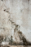 Cracked concrete texture Royalty Free Stock Images
