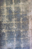 Cracked concrete texture closeup background.  Stock Image