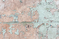 Cracked Concrete Vintage Old Wall Background Stock Images