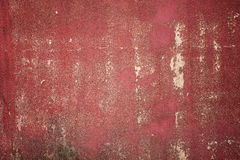 Cracked concrete ,vintage wall background Stock Photography