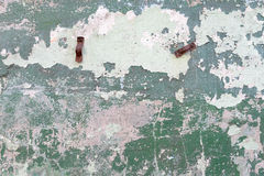 Cracked concrete vintage wall. Background,old wall Stock Images