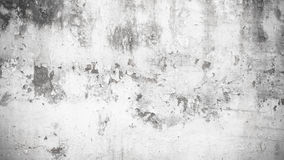 Cracked concrete vintage wall background Stock Images
