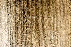 Cracked concrete vintage wall background, old wall . Textured background Stock Photography