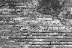 Cracked concrete Stock Image
