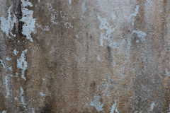 Cracked concrete  wall background Stock Image