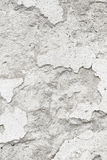 Cracked concrete wall concrete wall Royalty Free Stock Photo