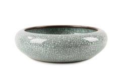 Cracked  decorative texture porcelain Stock Image