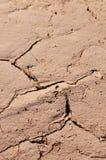 Cracked dried ground stock photos