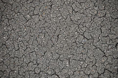 Cracked or dried ground/earth texture background. Aridity, desolation and dryness concept royalty free stock images