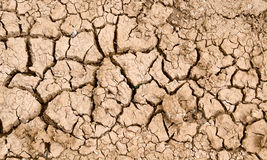 Cracked dry earth2 Stock Photos