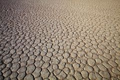 Cracked dry land Sossusvlei Stock Photos