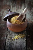 Cracked durum wheat or bulgur Royalty Free Stock Image