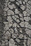 Cracked earth Stock Photography