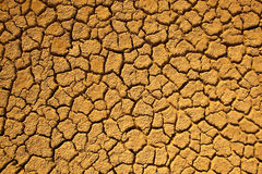Cracked Earth. Royalty Free Stock Photography