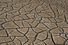 Cracked earth. Dry cracked earth texture background royalty free stock photos