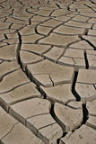 Cracked earth Royalty Free Stock Images