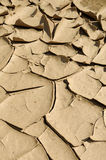 Cracked earth Royalty Free Stock Photo