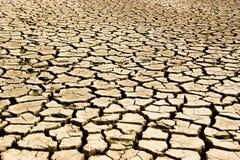 Cracked Earth. Texture of shrinkage cracks photo stock images