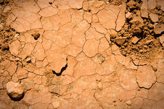 cracked earth Στοκ Εικόνες