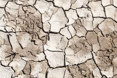 Cracked earth as a background. texture. Photo of an abstract texture stock images