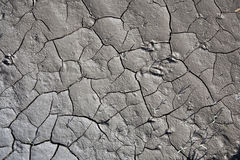 Cracked earth background Royalty Free Stock Photos