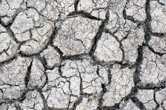 Cracked earth background texture. Cracked earth background texture, Cracked soil because water wells dry up royalty free stock photos