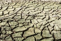 Cracked earth texture background. Salt desert cracks, Dry soil A. Rid,drought land royalty free stock photo