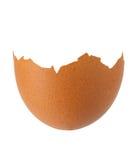 Cracked egg Stock Photos