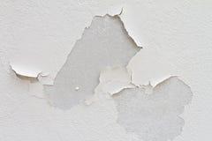 Cracked färgar orsakadt vid fuktighet fotografering för bildbyråer