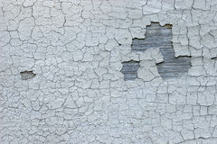 Cracked faded paint Royalty Free Stock Photography