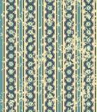 Cracked geometrical pattern Stock Photo