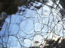 Free Cracked Glass Stock Images - 51360964