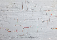 Cracked gray paint texture Stock Images